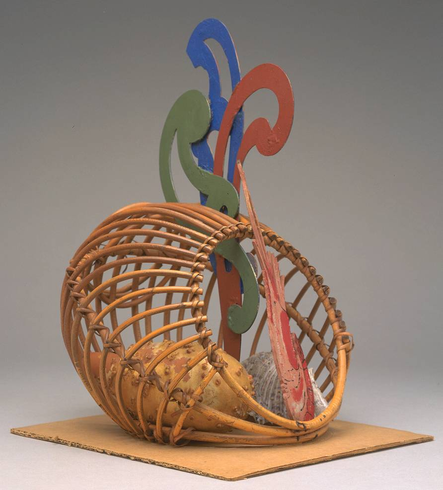 Fish Basket, 1965