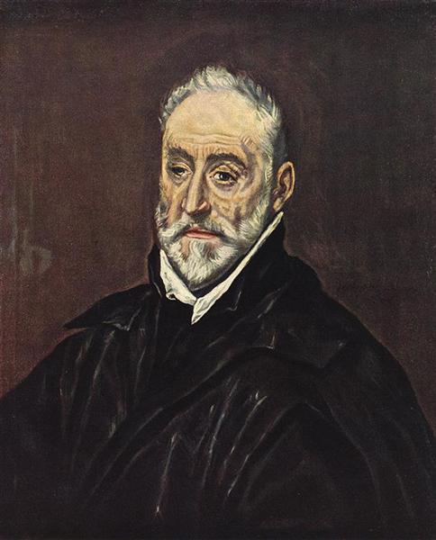 Antonio de Covarrubias, 1594 - El Greco