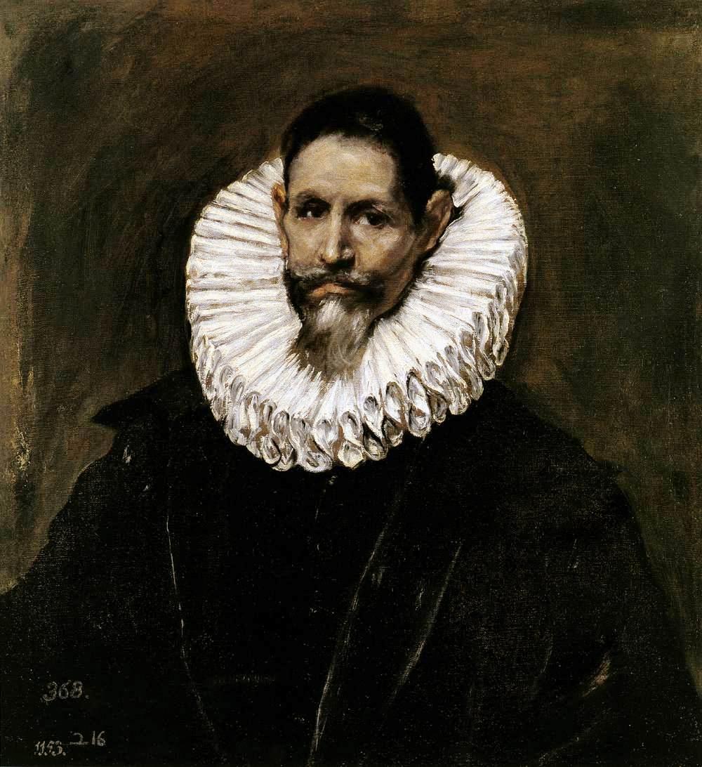 Download Portrait of Jeronimo de Cevallos, 1613 - El Greco - WikiArt.org