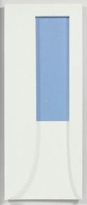 Relief with Blue, 1950 - Ellsworth Kelly