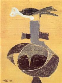 Stone Bird - Ендре Балінт