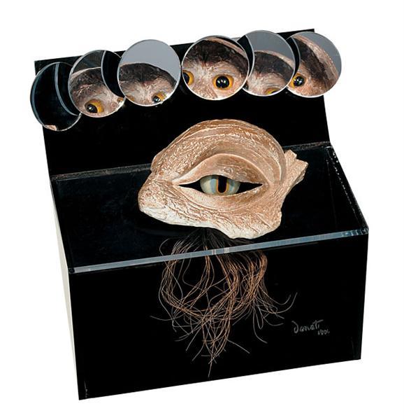 Evil Eye, 1946 - Enrico Donati