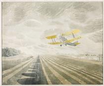 Tiger Moth - Eric Ravilious