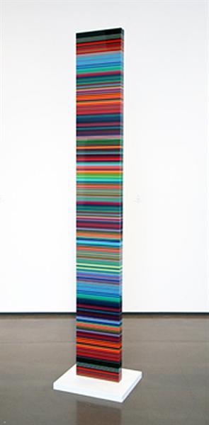 Plank Two, 2012 - Eric Zammitt