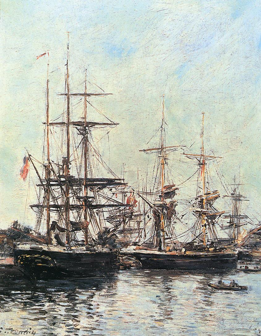 Trouville, 1879