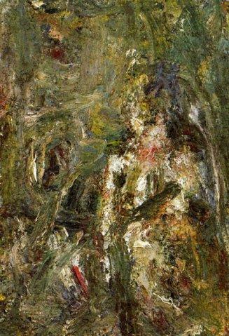 Green nude, 1978 - Эжен Леруа