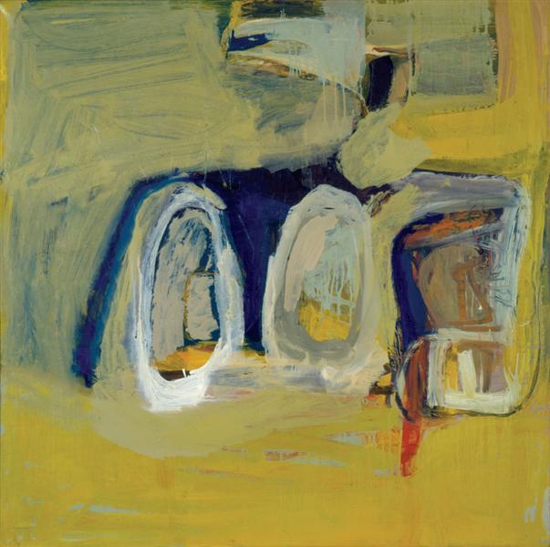 Untitled, 1960 - Eva Hesse