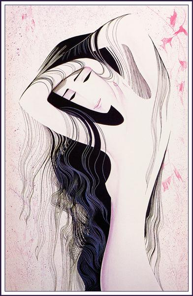 Awakening, 1981 - Eyvind Earle