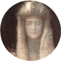 The Silver Tiara - Фернан Кнопф