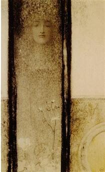 Woman of mystery - Фернан Кнопф