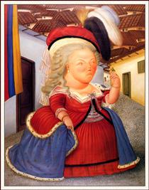 Fernando Botero 177 Artworks Painting