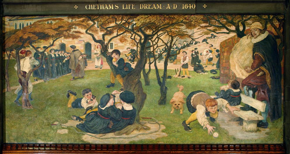 Chetham's Life Dream