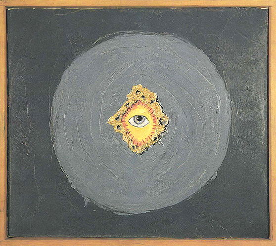 Eye of God, 1966 - Forrest Bess