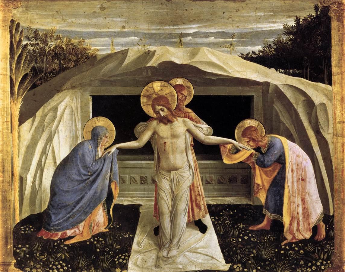 La resurrección de Fra Angelico, 1440