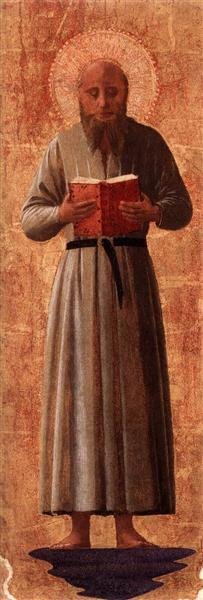 St. Jerome, 1438 - 1440 - Fra Angelico