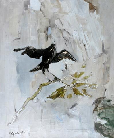 L'oiseau - Francis Gruber