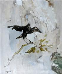 L'oiseau - Франсис Грюбер