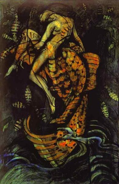 Lodola, 1930 - 1931 - Francis Picabia