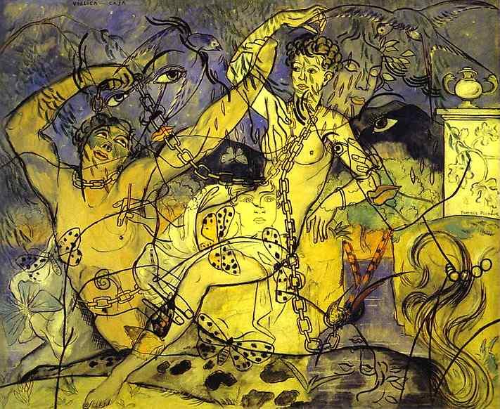 Villicasafe, 1929 - Francis Picabia