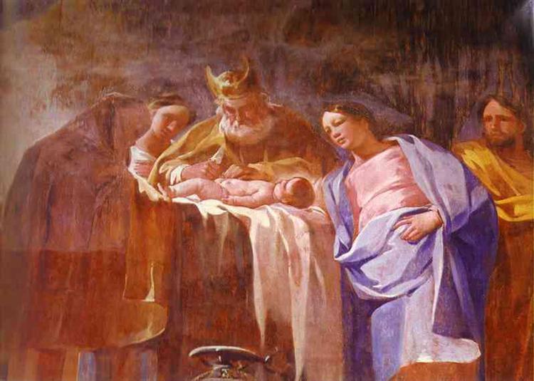 Circumcision, 1774 - Francisco Goya