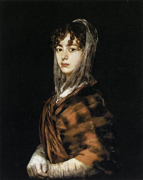 Francisca Sabasa y Garcia, 1804 - 1808 - Francisco Goya