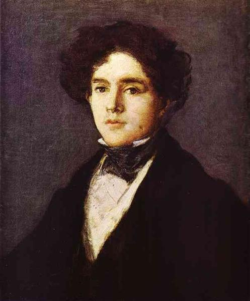 Mariano Goya, 1827 - Francisco Goya