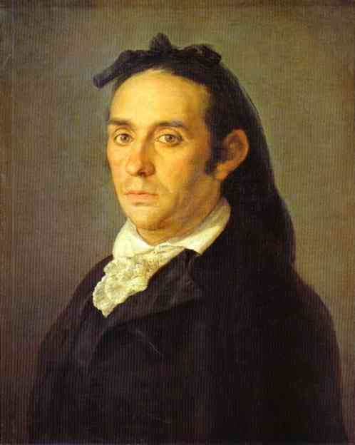 Portrait of the Bullfighter Pedro Romero - Francisco Goya - portrait-of-the-bullfighter-pedro-romero