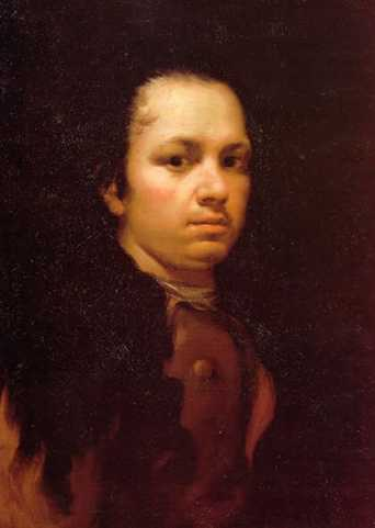 Self Portrait, 1775 - Francisco Goya