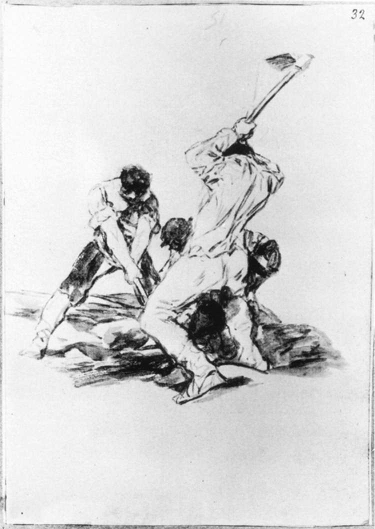 Jean-Francois Millet, Two Men Digging | Viewing the 19th Century ...