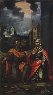 San Joaquín y Santa Ana - Francisco Pacheco