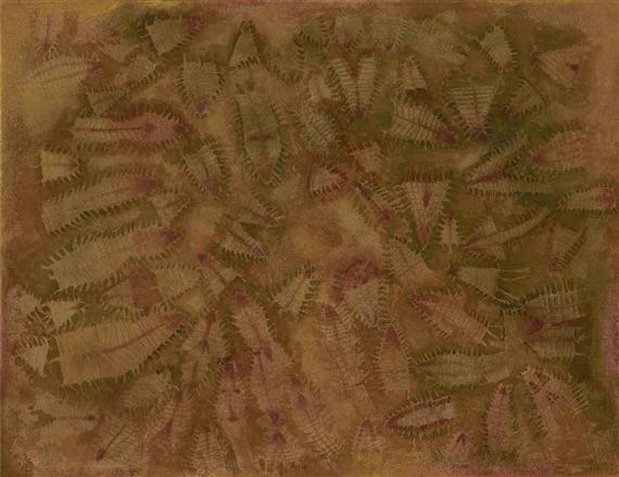 Colas de iguana, 1978 - Francisco Toledo