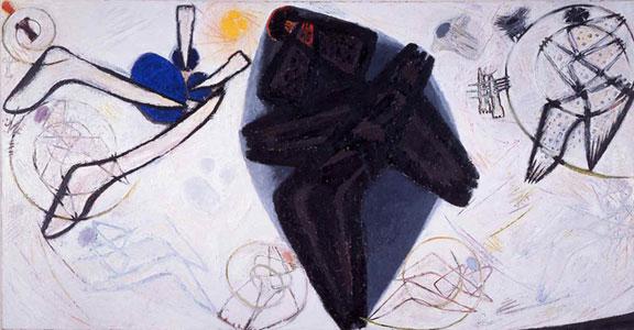 Summer (In Memory of James Budd Dixon), 1967 - Frank Lobdell