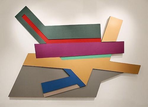 Odelsk III, 1971 - Frank Stella
