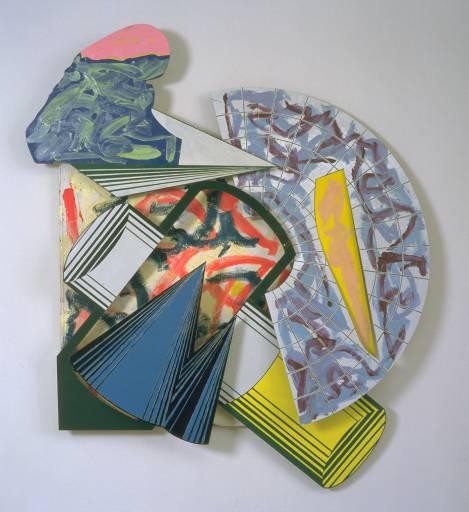 Salta nel mio Sacco, 1984 - Frank Stella