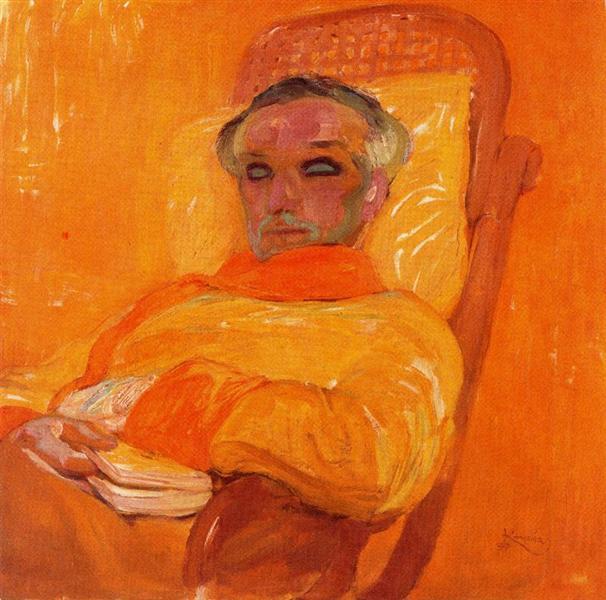 Yellow Spectrum, 1907 - Франтишек Купка