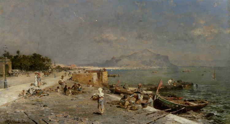 La ley del silencio en Palermo - Franz Unterberger Richard