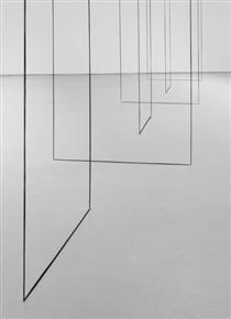 Untitled (Sculptural Study, Six-part Construction) (detail) - Фред Сэндбек
