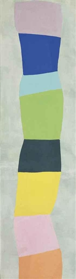 Untitled, 1968 - Friedel Dzubas