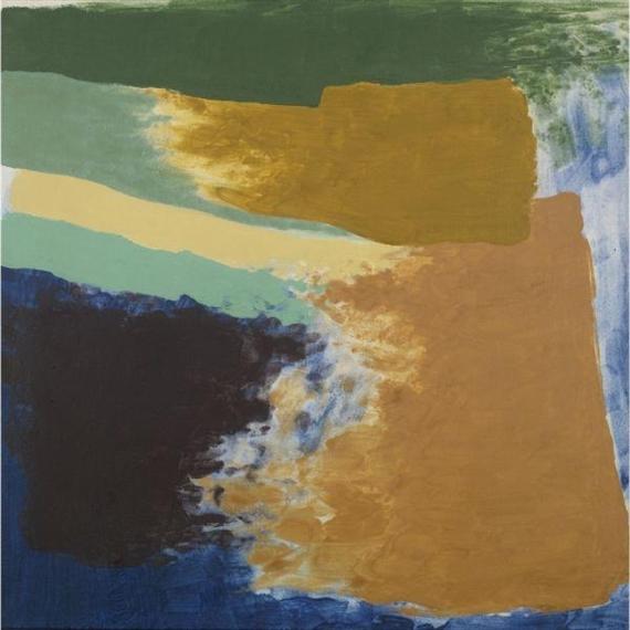Untitled, 1974 - Friedel Dzubas