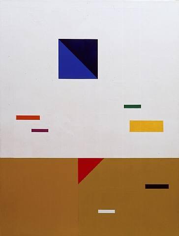Composition No. 212, 1960 - Friedrich Vordemberge-Gildewart
