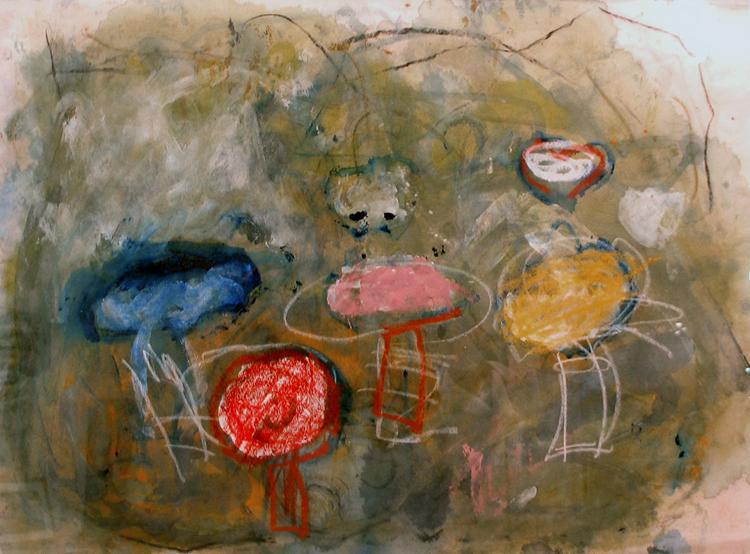 Mushrooms - Gandy Brodie
