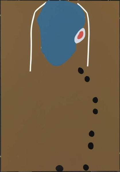 The Generals, 2004 - Gary Hume