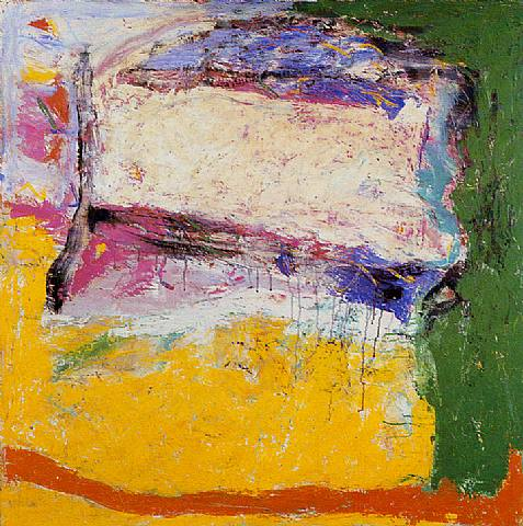 Bay, 1958 - Gene Davis