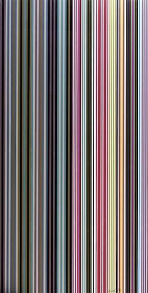Black Dahlia, 1971 - Gene Davis
