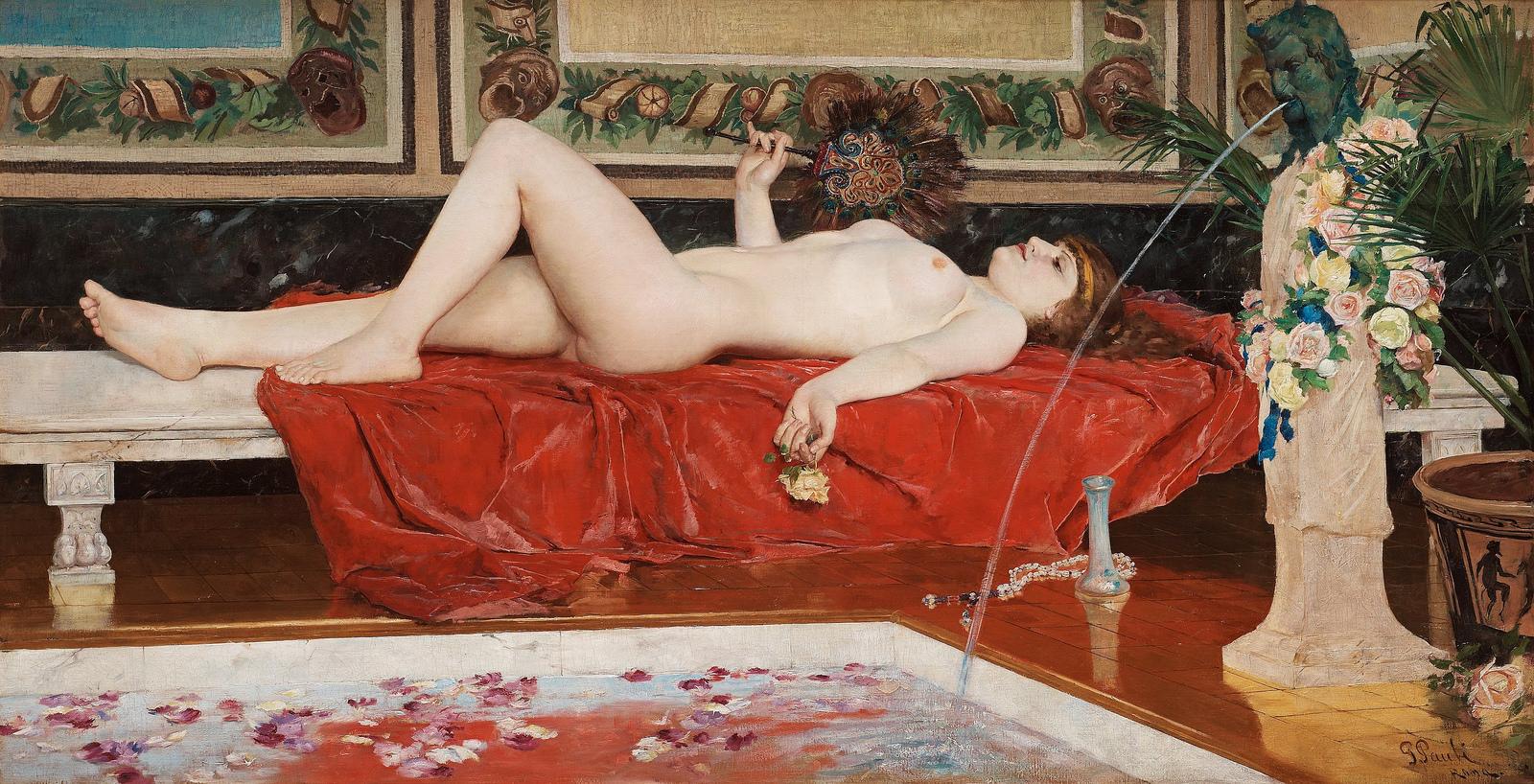 Roman Bath Nude 47
