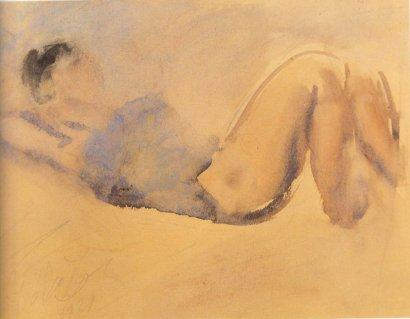 Reclining Woman, 1927