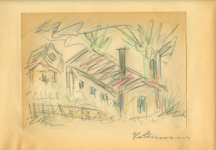 House in the Countryside, 1929 - 1931 - George Bouzianis