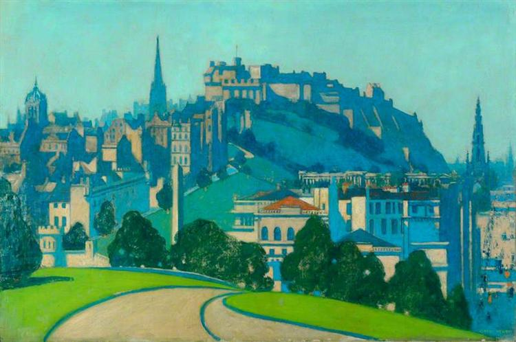 Edinburgh - George Henry