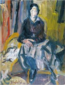 Memory of Manet - George Mavroides