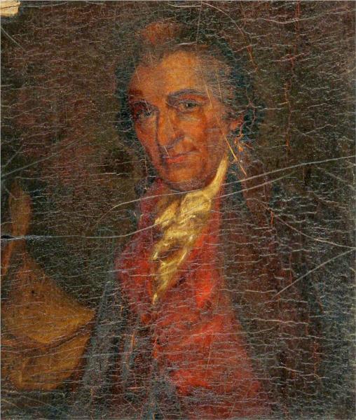 Thomas Paine (1737–1809) - George Romney